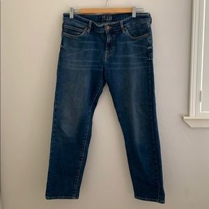 MiH Phoebe Slim Jeans in picture blue